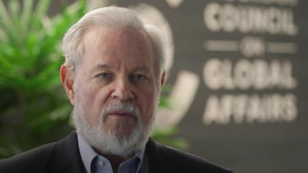 Ричард Лонгуърт от Чикагския съвет по глобални въпроси