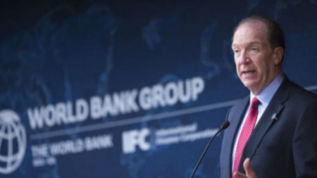 Дейвид Малпас, президент на Световната банка
