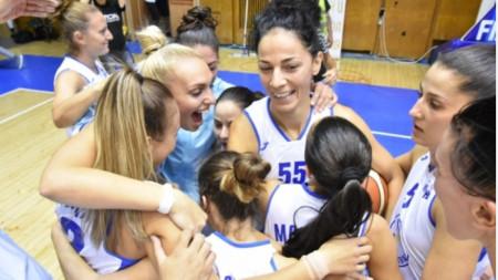 Пета победа за Монтана в Адриатическата лига по баскетбол