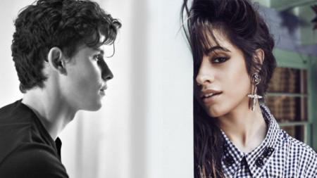 Шон Мендес и Камила Кабейо са на върха в британския поп чарт със Señorita