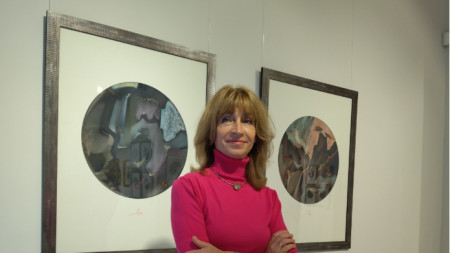 Дарина Янева, художник