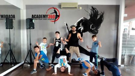International dance Academy 360
