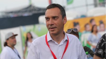 Кметът на Бургас Димитър Николов