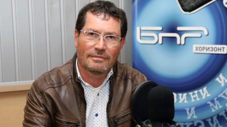 Мариян Дянков - директор на SOS Детски селища за София и Перник