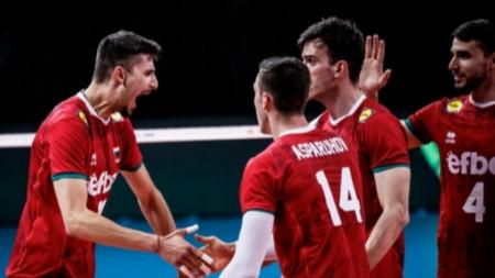 Контузия извади Алекс Грозданов от волейболната Лига на нациите
