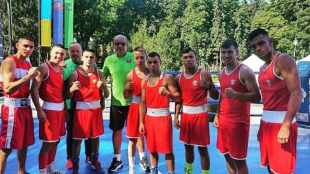 Националният отбор по бокс на България за младежи