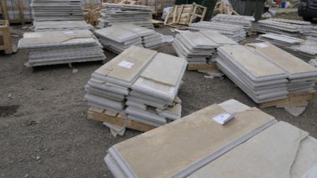Скриването на наркотици в контейнери с плочи е познато и в България