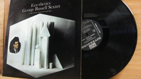 Корицата на Ezz-thetics