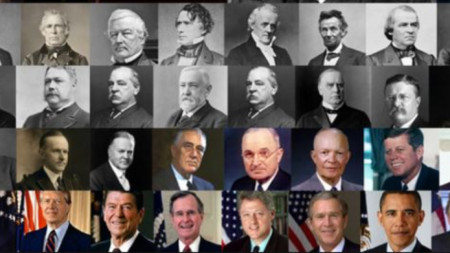Американските президенти