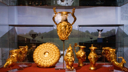 Панагюрско съкровище