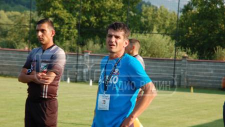 Владимир Иванов вече не е треньор на Монтана