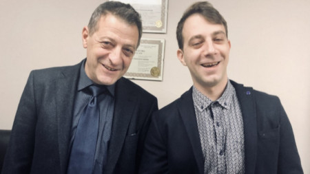 Светослав и Стефан Михови