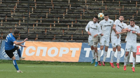Славия победи с 1:0 Арда в Банско