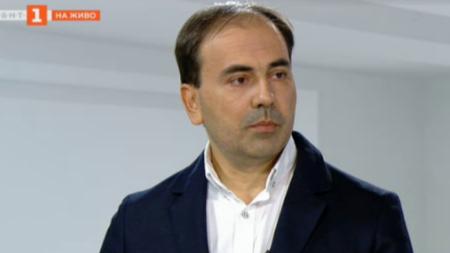 Финансовият анализатор Цветослав Цачев