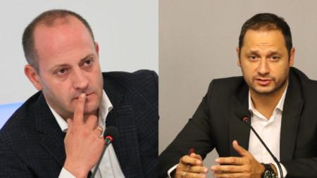 Радан Кънев и Петър Витанов