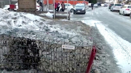 Инцидентът е станал в Алто Адидже