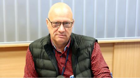 """Ясен Сливенски в студиото на програма """"Христо Ботев"""""""