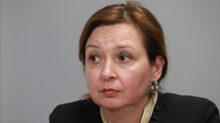 Deputy Minister of Labor and Social Policies Zornitsa Rusinova