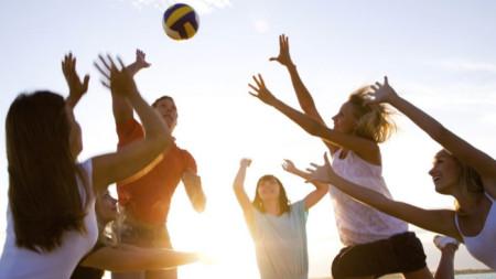 Физическата активност, както и добрата почивка, са много важни фактори за добър имунитет