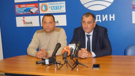Илиян Тонин, Анжело Добричов