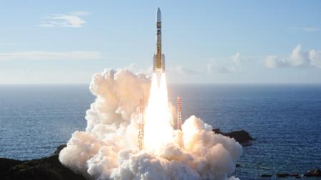 Сондата бе изстреляна от японски космически център.