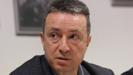 Янаки Стоилов - служебен министър на правосъдието