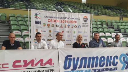 БК Академик (Пловдив) победи Черно море Тича в първия кръг на НБЛ