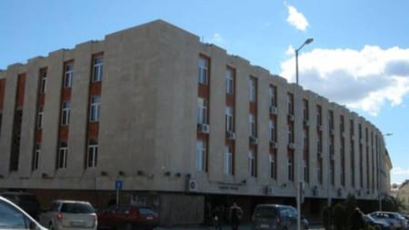 Сградата на прокуратурата в Сливен