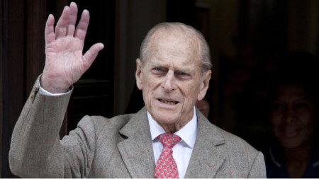 Принц Филип, херцогът на Единбург