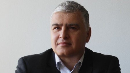Александър Георгиев - председател на Държавната комисия по хазарта.