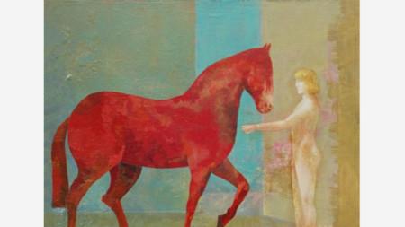 Момче и кон, Явор Цанев