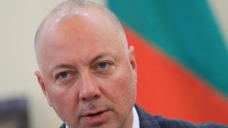 Министр транспорта Росен Желязков