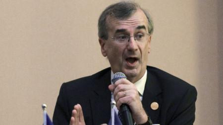 Франсоа Вилерой де Гало, управител на Френската ЦБ и член на ЕЦБ