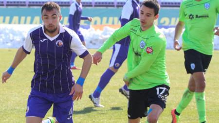 След силните си игри в Етър Даниел Младенов заслужи място в националния тим на България