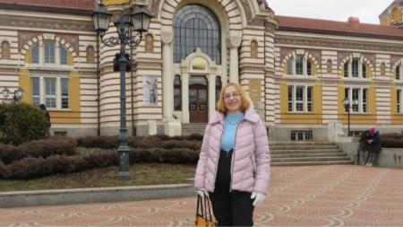 Албена Стефанова