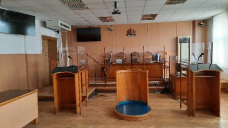 Шуменски окръжен съд