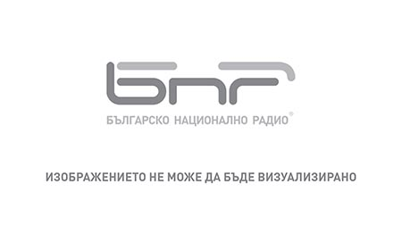 Bojko Borissow (l.) bei der Besichtigung des Baus einer Sporthalle in Burgas