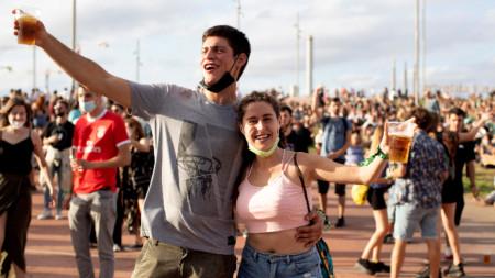 Музикален фестивал в Барселона, 8 юли 2021 г.