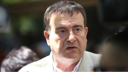 д-р Димитр Петров