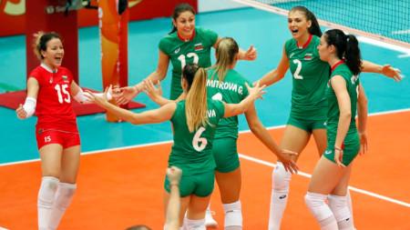 Волейболистките ни загубиха от Полша