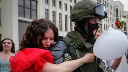 Минск, 14 август 2020 г.