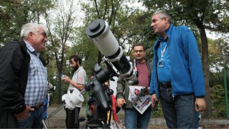 Астрономическата обсерватория на Софийския университет