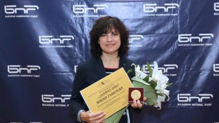 Ирена Гъделева