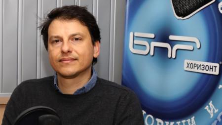 Архитект Димитър Паскалев