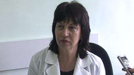 Д-р Надежда Таковска