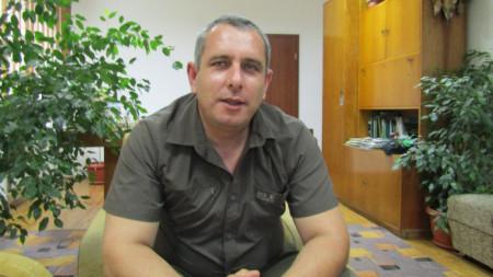 Янко Йорданов - кмет на Община Велики Преслав