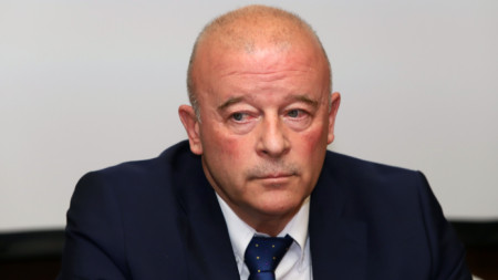 Deputy Minister of Transport Angel Popov