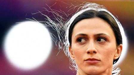 Мария Лацискене се надява, че няма да пропусне втори олимпийски игри.