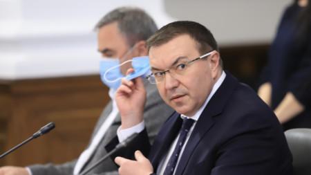 Prof. Kostadin Angelov