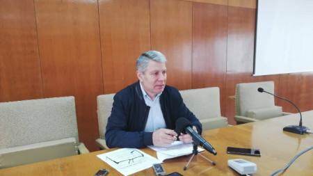 Найден Косев - заместник-кмет на Шумен